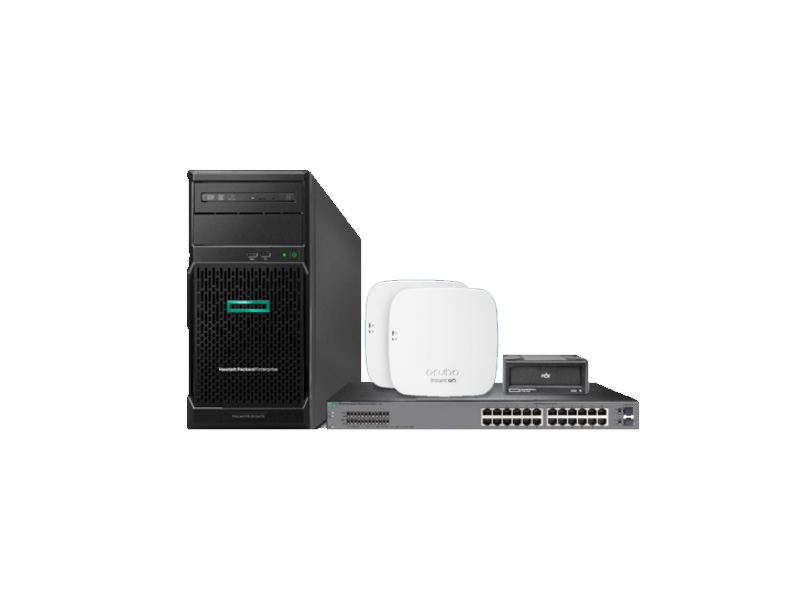 HPE_ProLiant_ML30_Gen10_Bundle Secure Branch