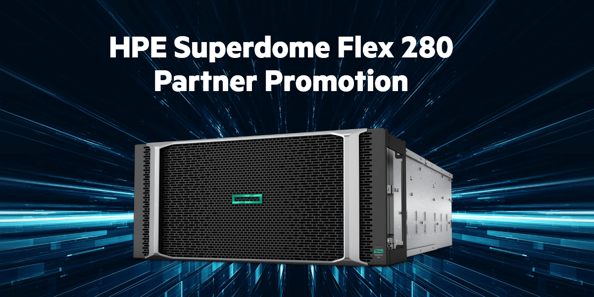HPE Superdome Flex 280 Server Bundle