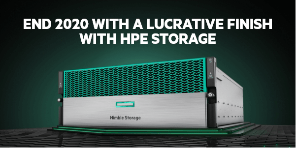 HPE Nimble Storage dHCI Bundle