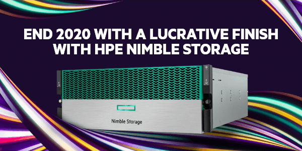 HPE Nimble Storage Bundle