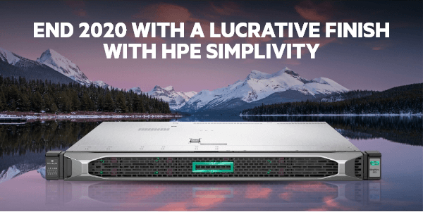 HPE SimpliVity 325 Bundle