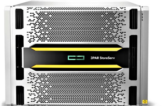 HPE_3Par_StoreServ All-Flash and Hybrid Storage